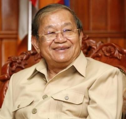 Dr. Khieu Kanharith